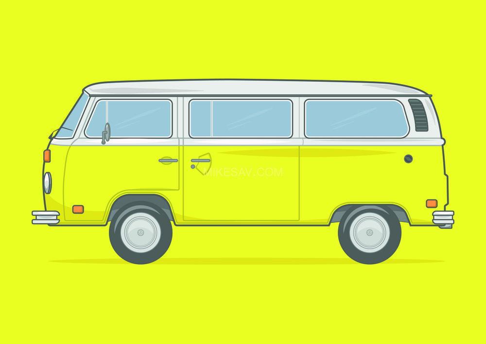 Volkswagen Microbus / Little Miss Sunshine (2006) / Directors: Valerie Faris & Jonathan Dayton