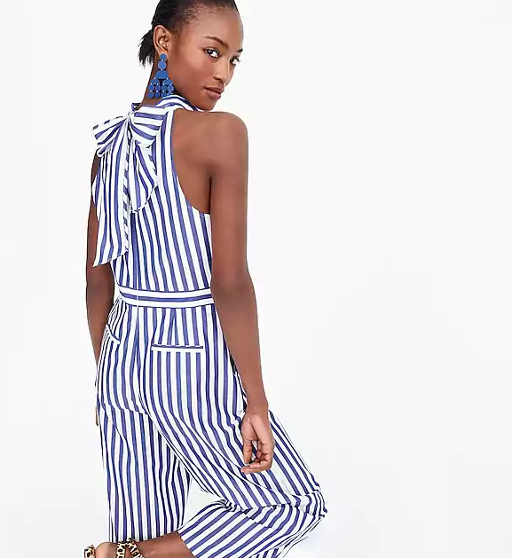 3. The vertical stripe - It's time to go vertical instead of horizontal, go on give it a go. £165, J Crew
