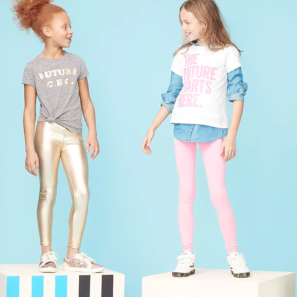 How to break out of the same old navy and stripes for boys?  - Shop the girls' sections, there you'll find much more interesting colours, prints and details you can introduce into their wardrobes