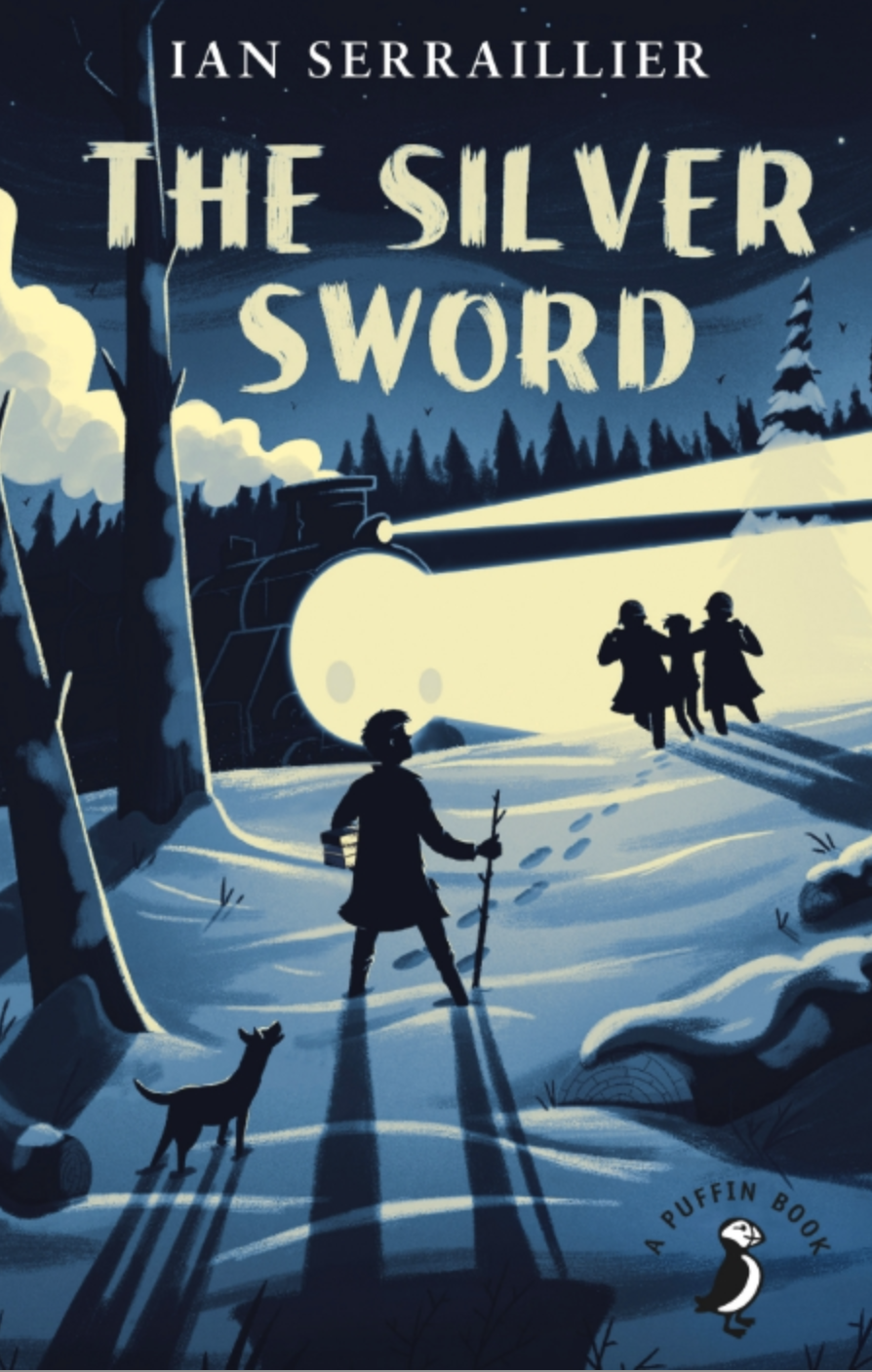 The Silver Sword - By Ian SerraillierA war-time adventure – another one my son couldn't put down, and when his nana saw him reading it, remarked: