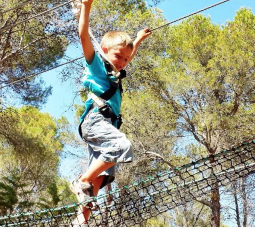 5. The island adventure - If a break from the beach is what your kids are after head to Acrobosc Adventure in the north west of the island near the beach of Cala Pada. Set in a pine forest, children and adults of all ages can climb and zoom through 20 zip lines. Or if water is more your thing head to the Surf Lounge near the bay of San Antoni in the west. Flowrider is an artificial static wave machine, that can accommodate up to 20 riders at a time. Totally unique to Ibiza, it offers the opportunity for surfers of all experience, including total beginners, to learn how to ride the waves. Great fun for all the family.