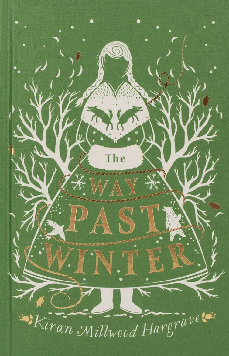 The Way Past Winter byKiran Millwood Hargrave - She's done it again! One of THE best young authors around at the moment and only on her third publication, The Way Past Winter is a magical Nordic treat of a book. Three sisters on a mission to rescue their brother, who mysteriously vanishes overnight, this book is very reminiscent of scandi folklore and is a fabulous adventure with some wonderful (and genuinely terrifying) characters throughout. More for the 10-12 age range, although I have recommended to some adults too.