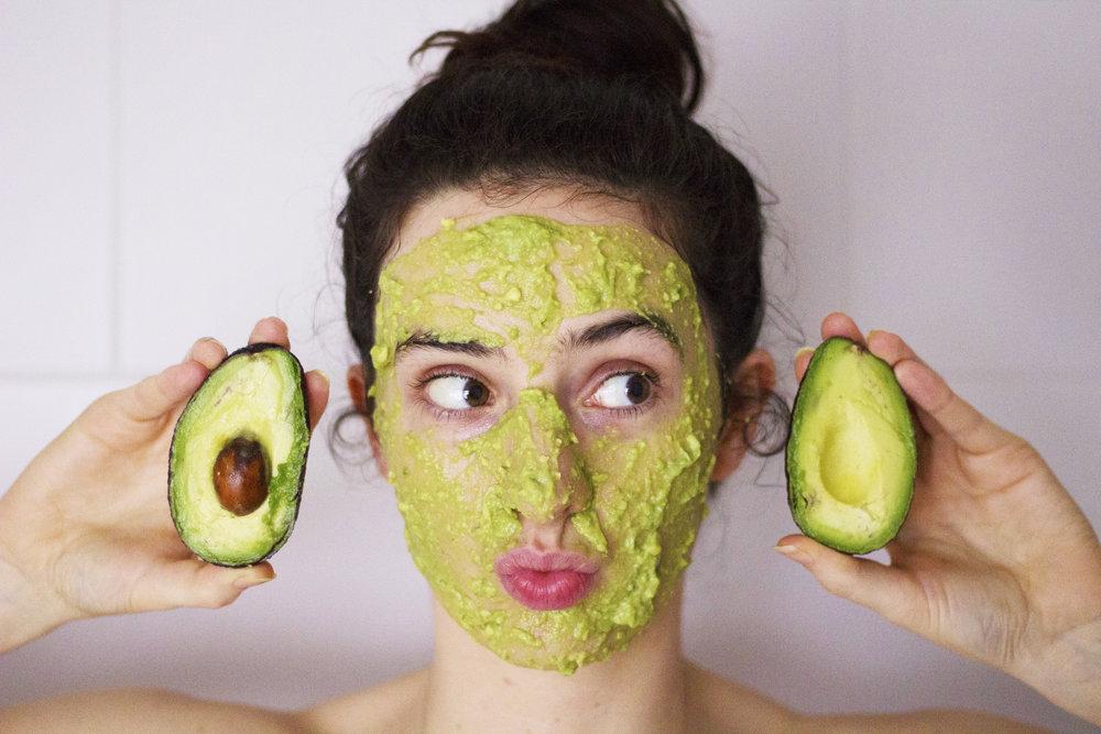 avocadofacemask