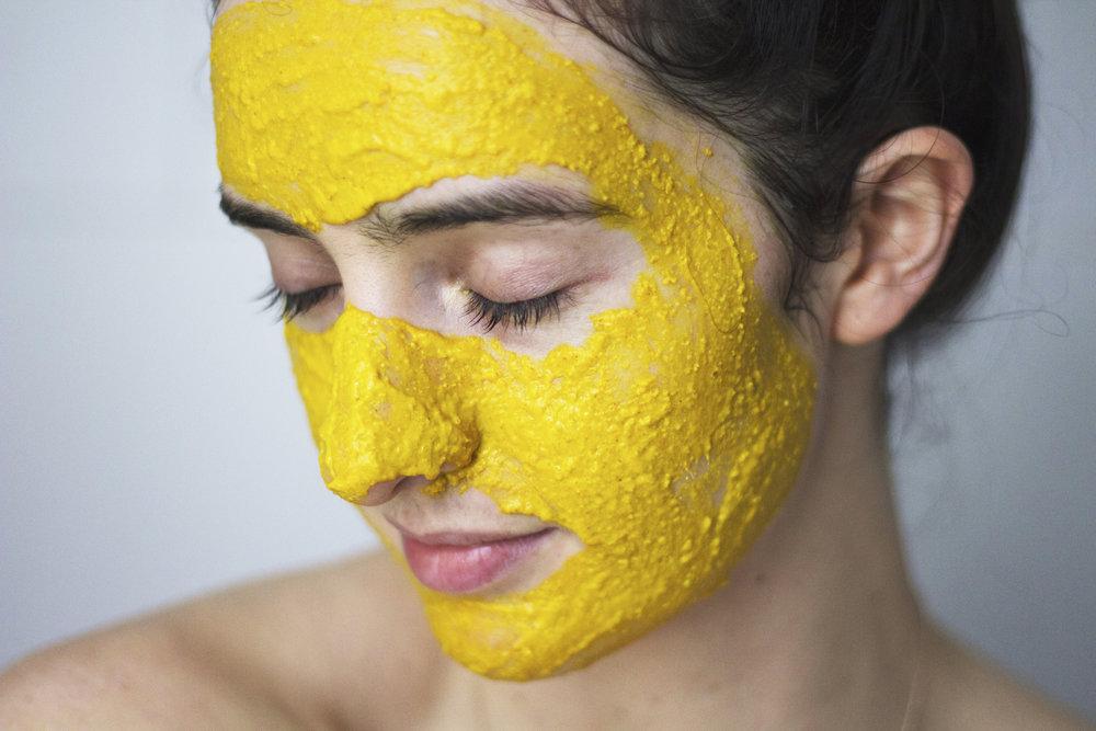 turmericfacemask