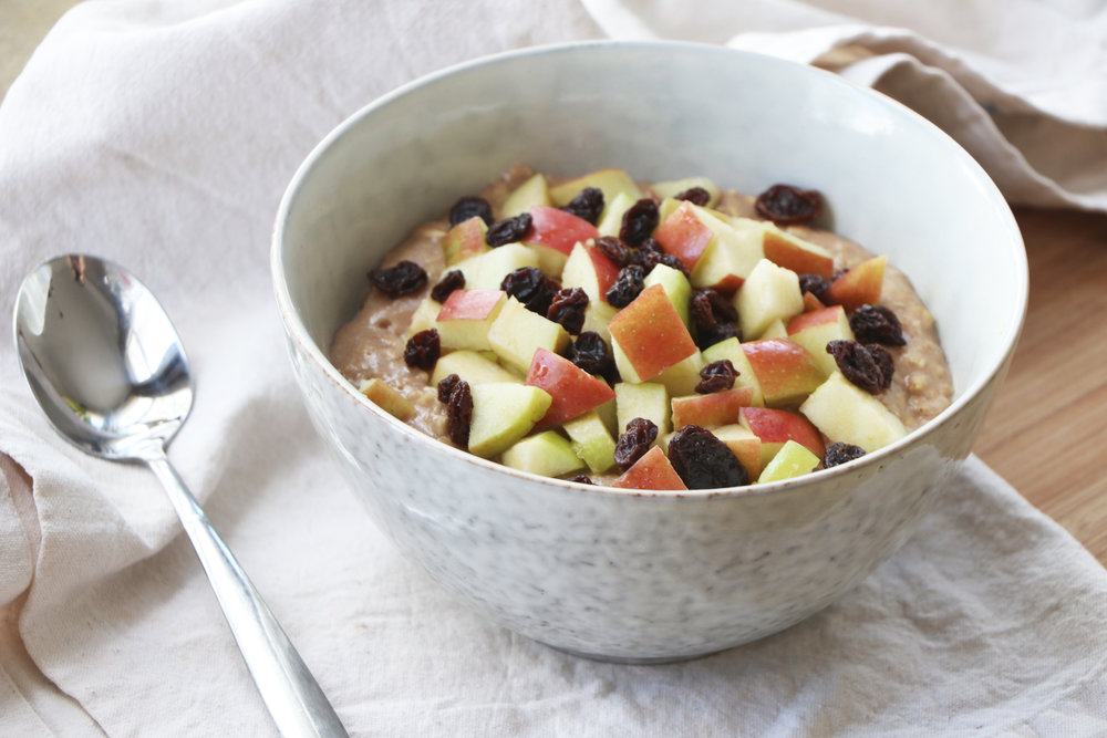Porridge is one of the cheapest, healthiest and easiest breakfast meals you can make. Try this recipe for just 50p a serving. - prep time 2 mins     total time 10 mins      serves 2