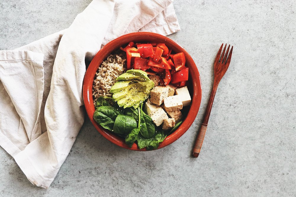 You only need 5 elements to make up a hearty buddha bowl, so get creative! - prep time 10-20 mins     total time 10-20 mins     serves 1