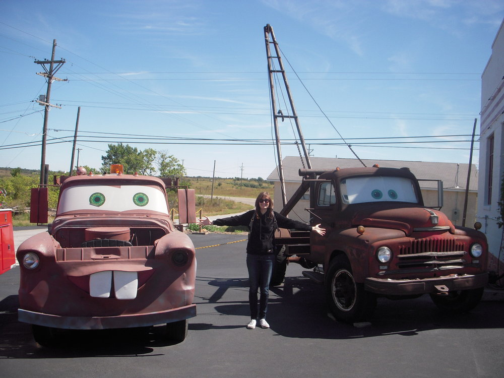 Vicki Graves at Cars on the Route.jpg