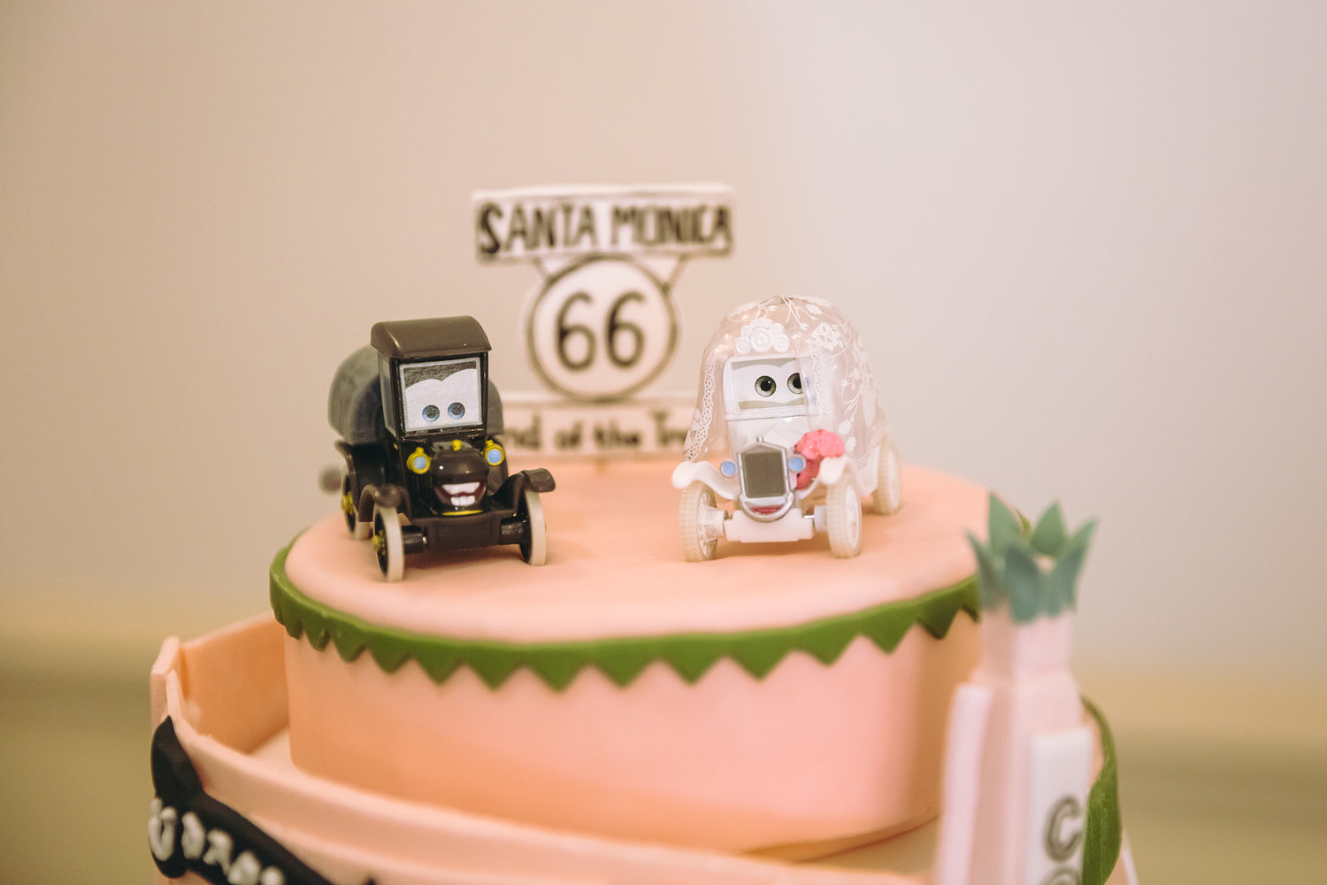 Our Route 66 Themed Wedding In The Suffolk Countryside