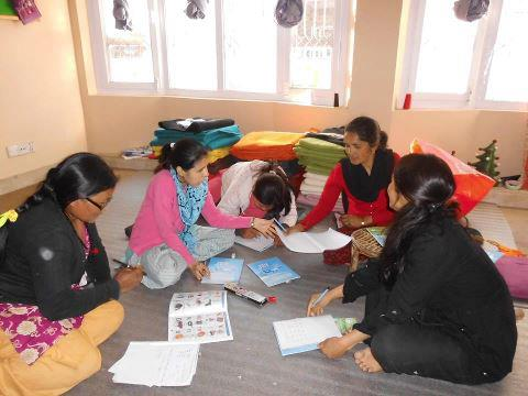 Seven Women centre - education