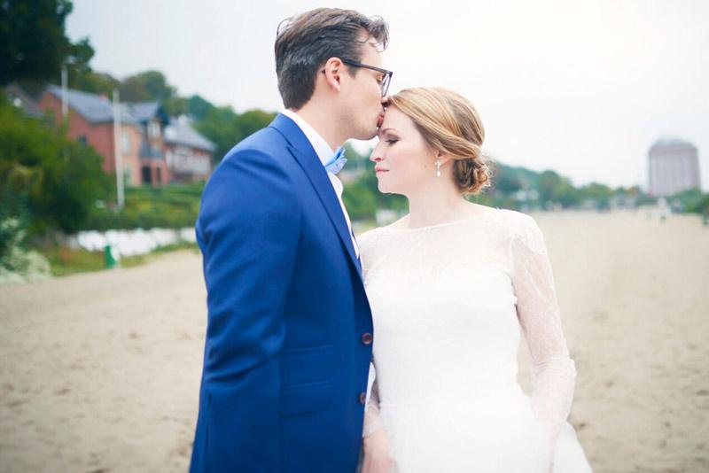 Hochzeit mit Elbfeeling -