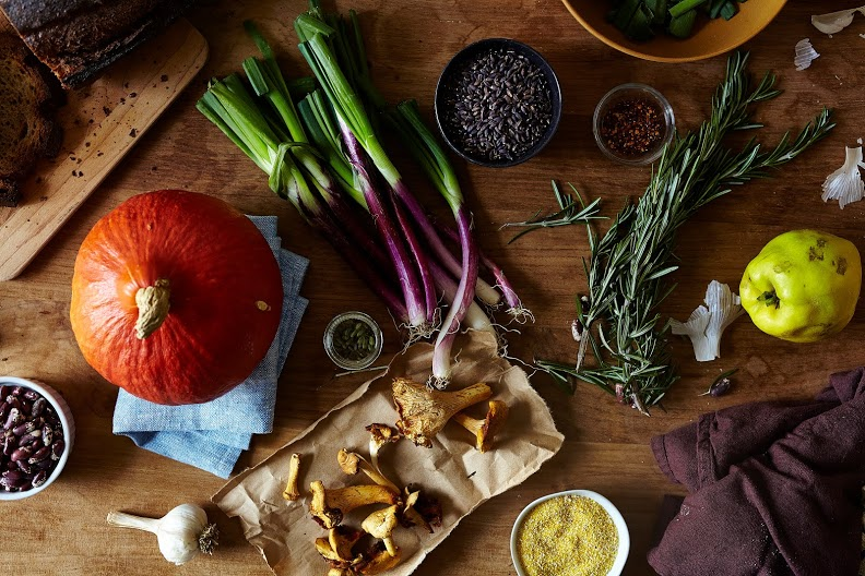 Meal kit sample from Quinciple, a Brooklyn-based business. Photo courtesy of Quinciple.