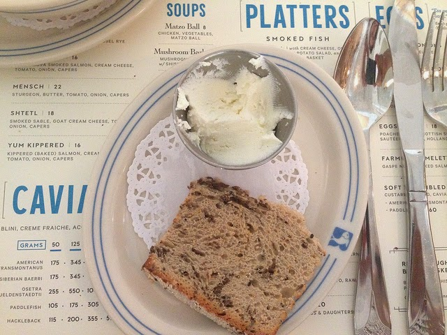 Thanks to Russ & Daughter's, New York finally has a traditional rye bread worth eating.
