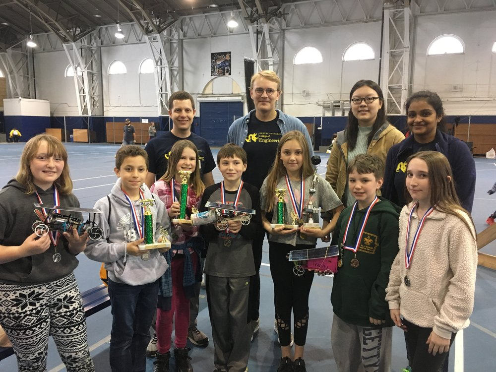 2018 JSS Winners w Drexel volunteers.jpg