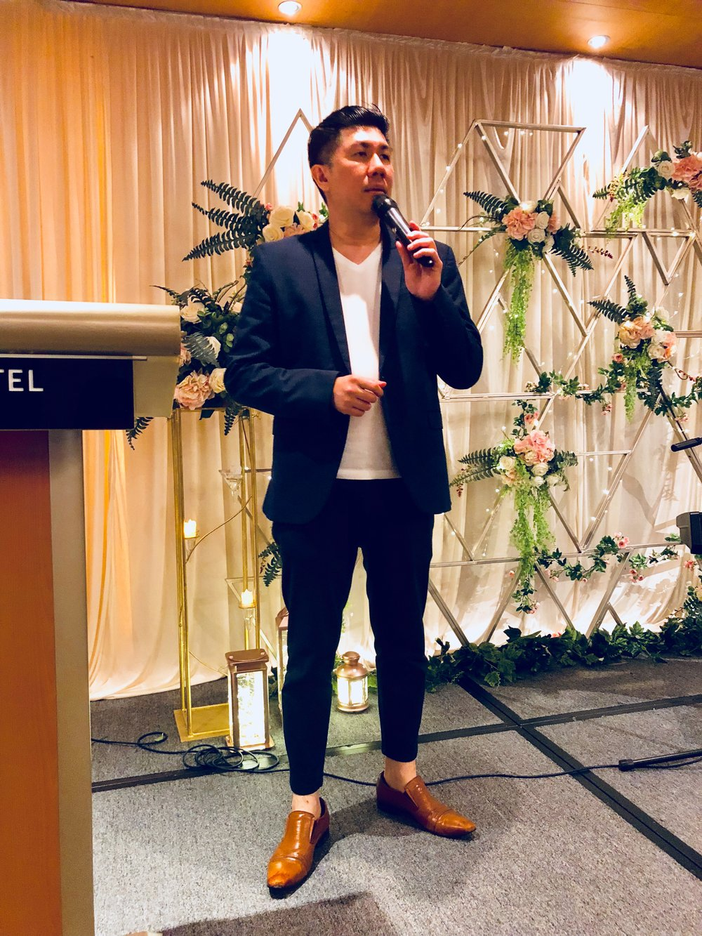 Event Emcee Singapore