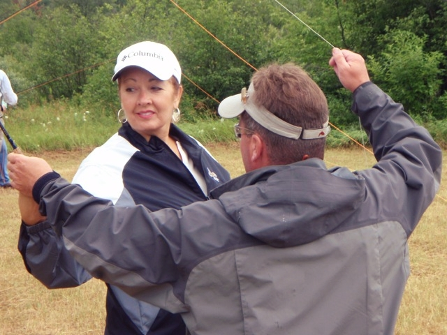 McCool Fly Cast Instructor