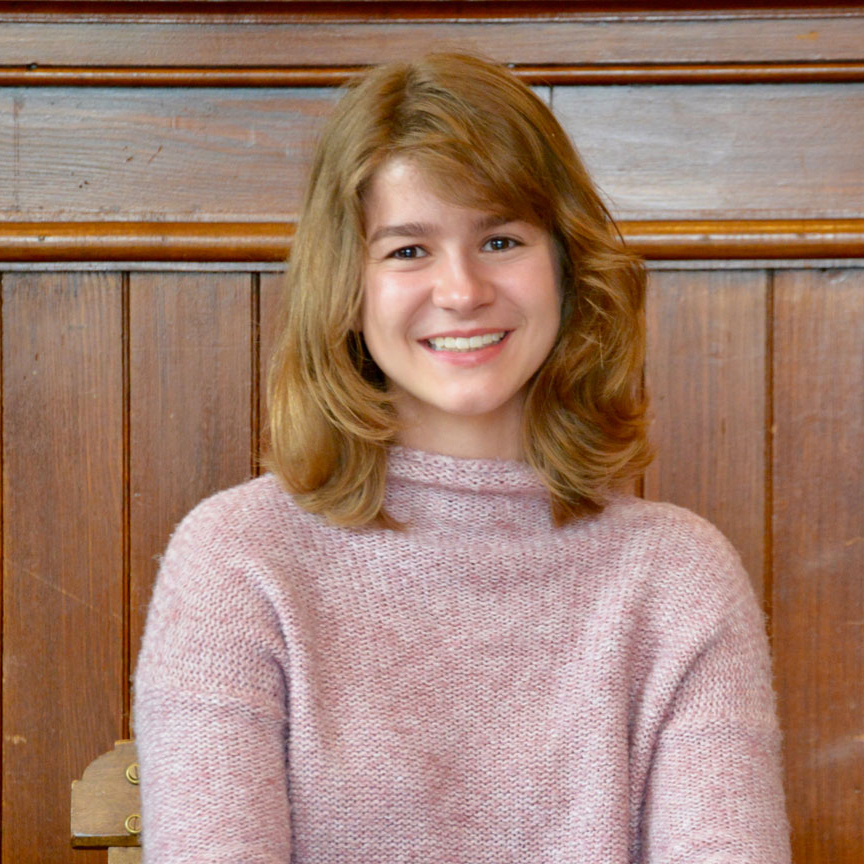 Maddie Pagel – Chief of Staff - Maddie is a senior in Quincy House studying government. Maddie was a delegate at HMCA when she was in high school, and this will be her sixth HMCA. Outside of HMCA Maddie loves to run along the Charles and watch movies. She is extremely excited to help put on what will be her final HMCA, and hear all of the amazing ideas the delegates come up with.