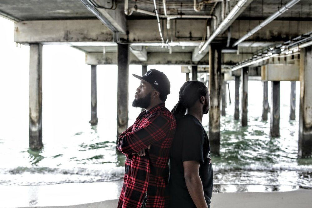 Separately, these two South Florida artists bring forth quite a unique element to perfectly fill the void that hip-hop is always accused of missing.  -
