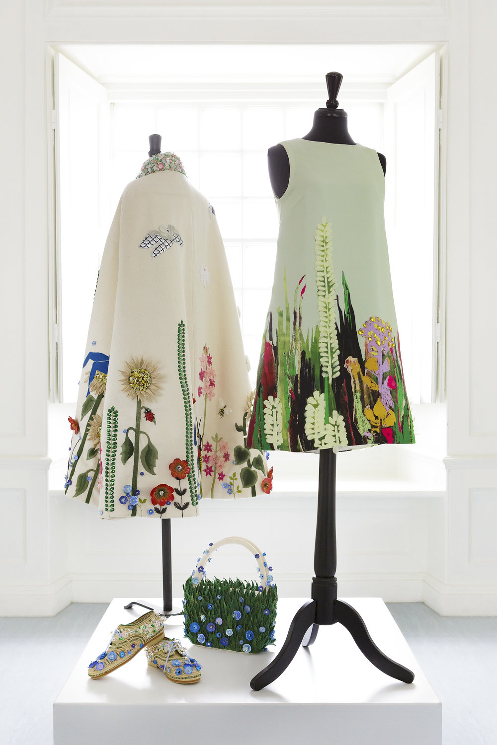 - Ridiculously talented and magical work by @liviaembroidery...Livia's work is definitely our @fashionroundtable#onetowatch. Her work, her process, her research and the links between all of these are dripping in eloquent and poetic creativity.- Tamara Cincik