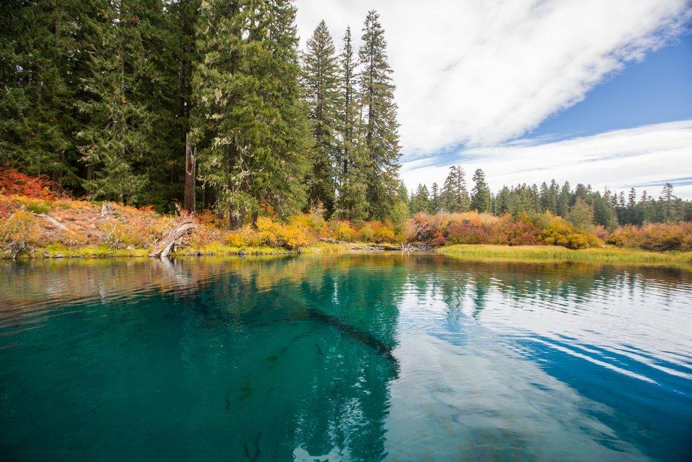 Clear Lake Bend Photo Tours