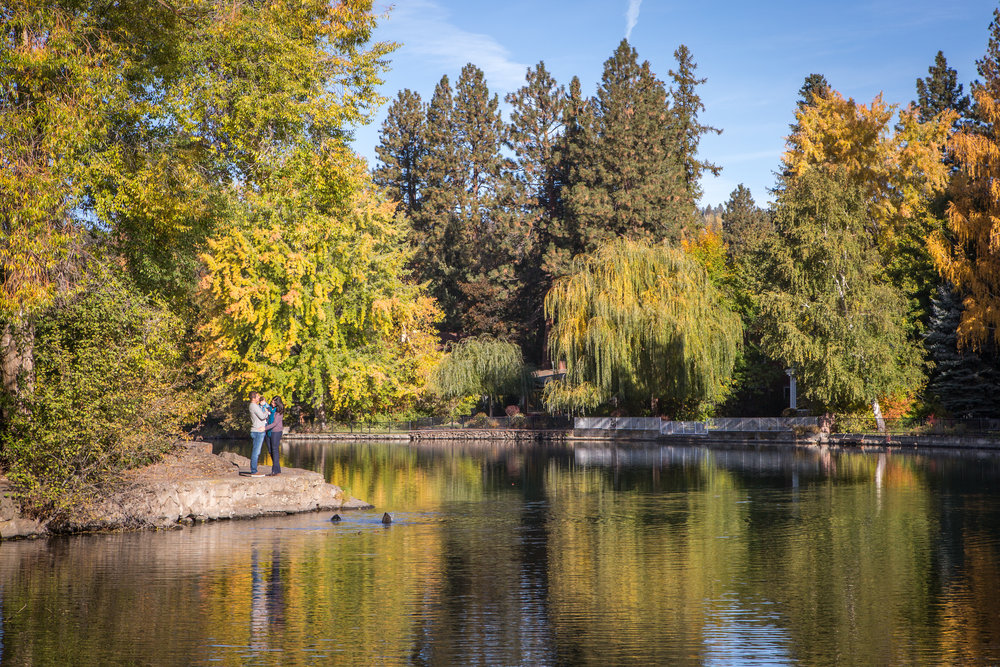 Drake Park Bend photo shoot tours