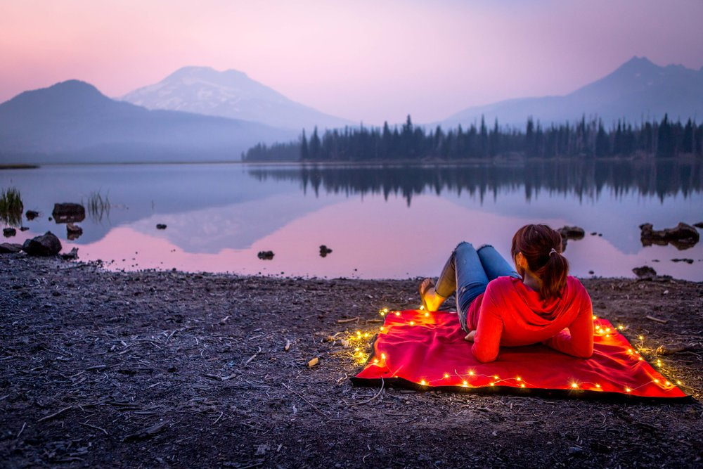 Sparks Lake Photo Shoot Tour