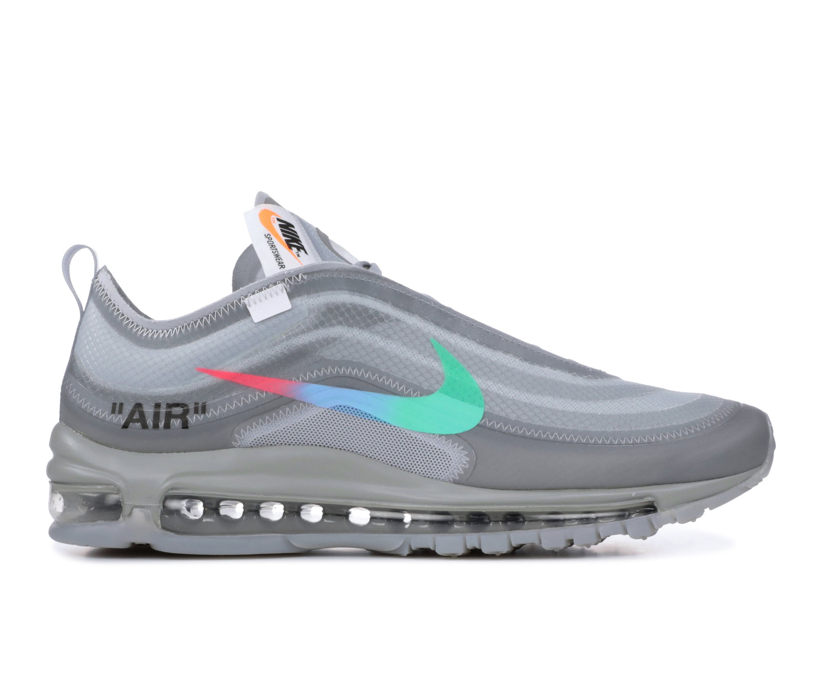 size 40 12751 7ffc3 Off-White Nike Air Max 97 - Menta — Buy Feezys - Replicas You Can Trust
