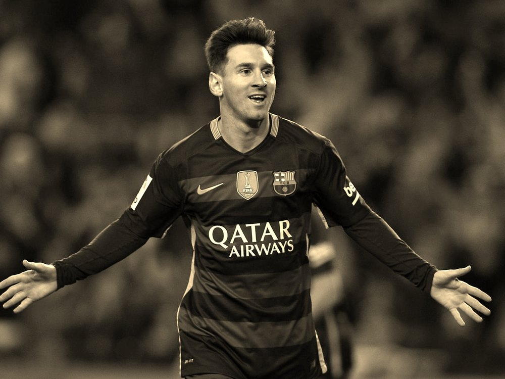"Messi himself fondly recollects his time at the Rosario based club; "" as a little boy in Argentina, I played futsal on the streets and for my club…it really helped me become who I am today""."