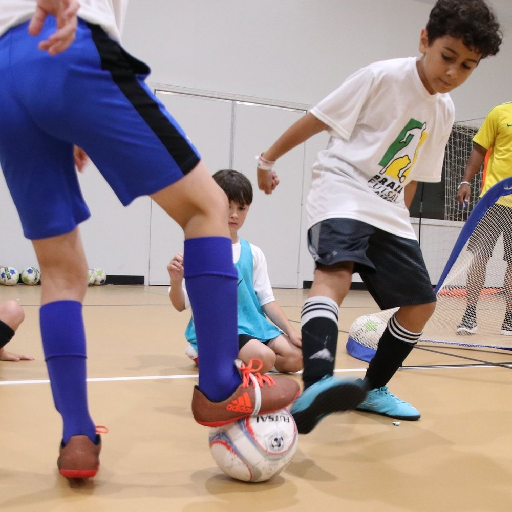 FUTSAL CAMPS - We offer Winter, Spring, and Summer Futsal camps designed to be an exciting and educational experience for all players, regardless of their knowledge of futsal.WINTER CAMP WEEK 1: 12 / 19-21 (2012-2008)$175 (includes camp shirt)9am-4pmLOCATION: 1200 S CALDWELL ST, CHARLOTTE, NC 28203WINTER CAMP WEEK 2: 12/ 26-28 (2008-2004)9am-4pmLOCATION: 1200 S CALDWELL ST, CHARLOTTE, NC 28203$175 (includes camp shirt)