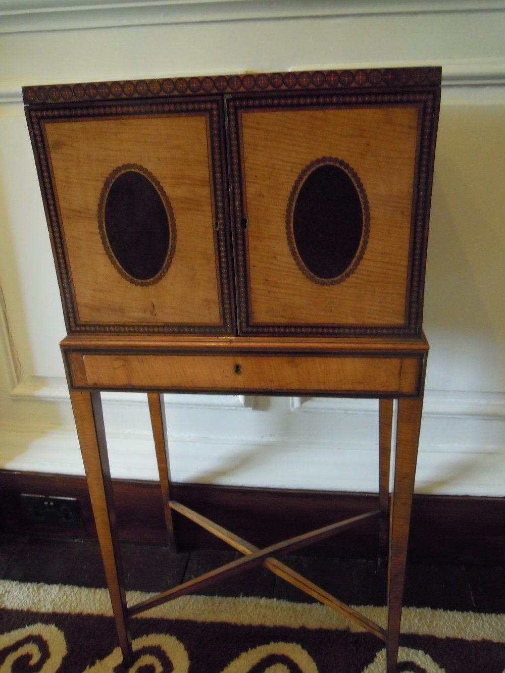 Possibly a Sewing Cabinet!
