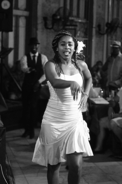 Havana Social Club Salsa Dancer