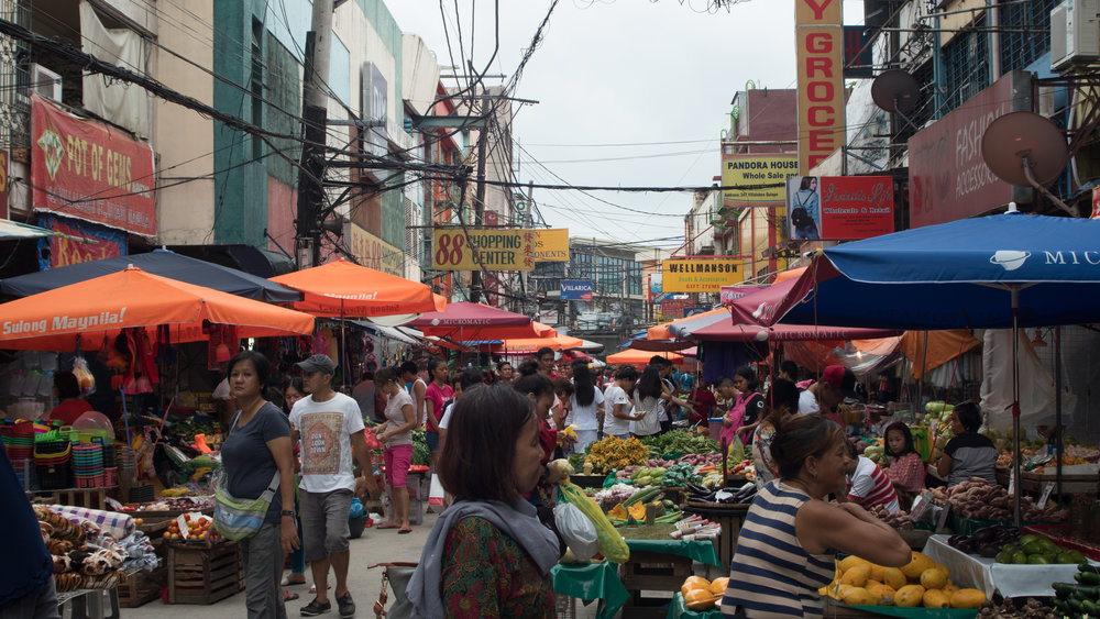Quiapo Market, Manila