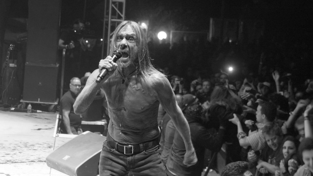 Punk God Iggy Pop