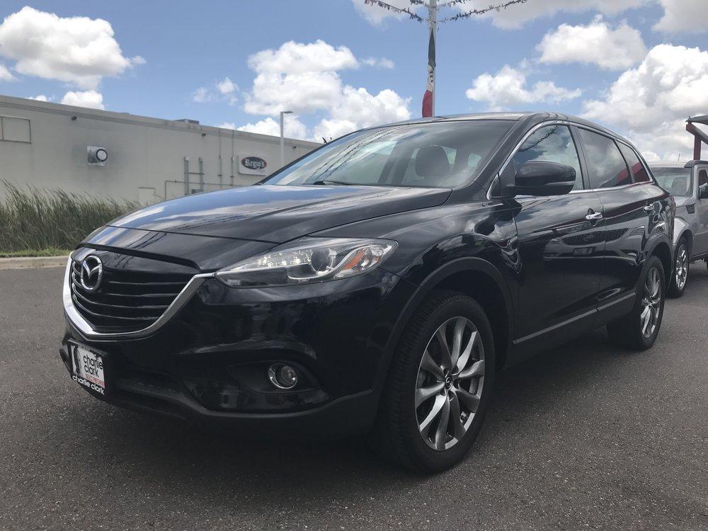 2015 Mazda CX9