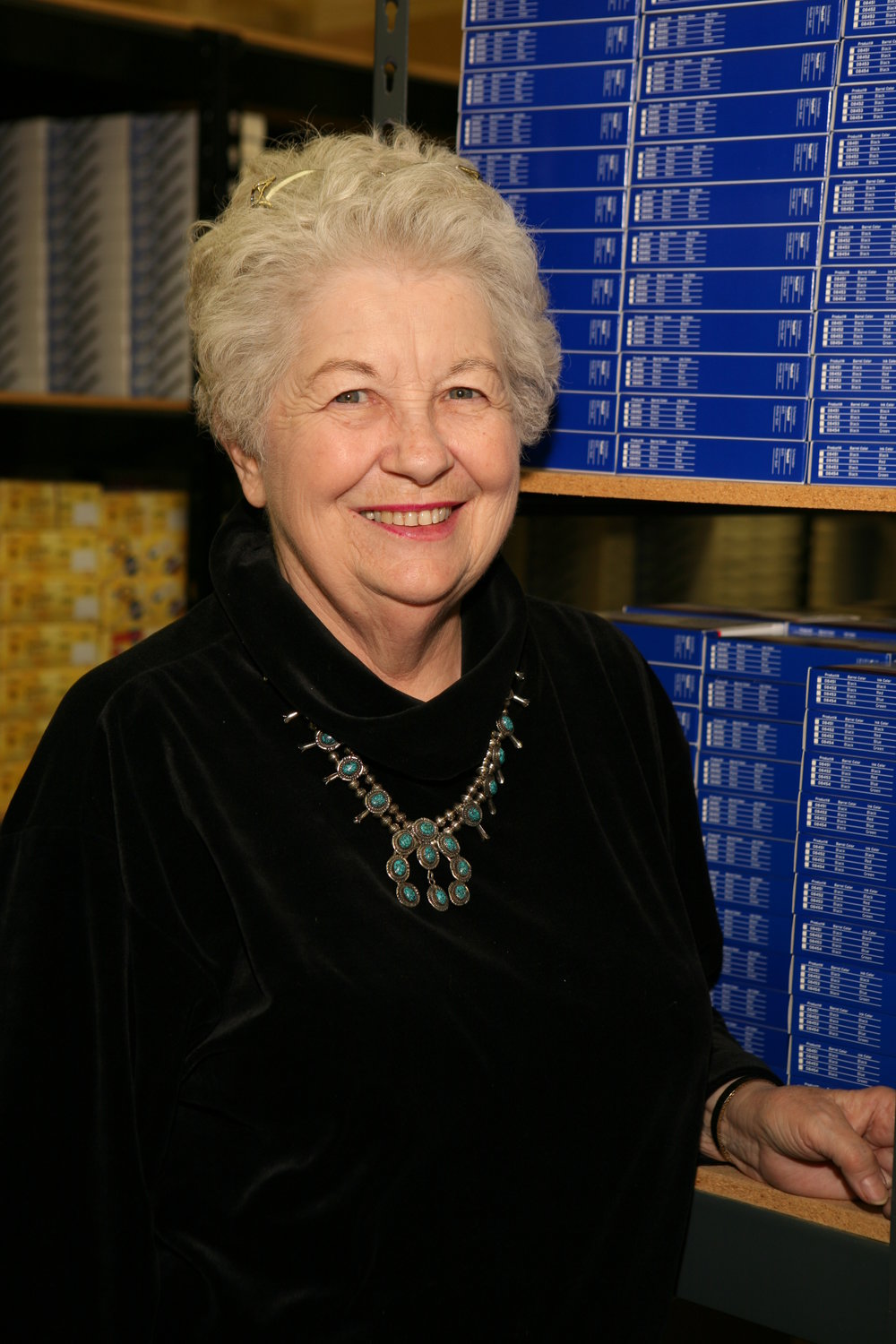 Our Founder, Barbara Roos Brennan