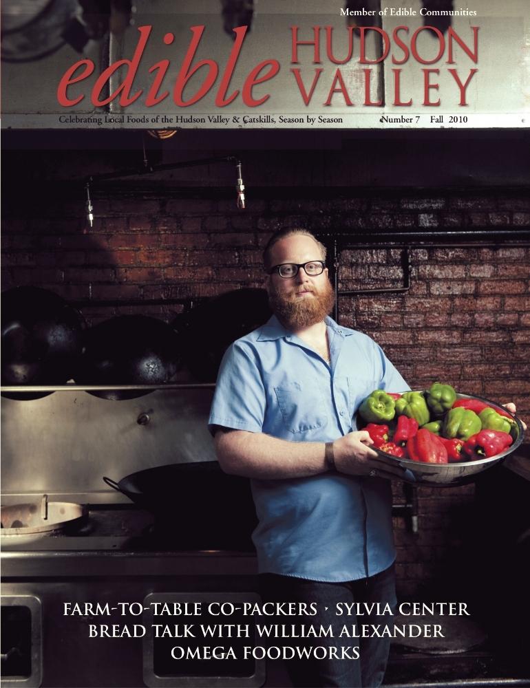 Edible Hudson Valley - Issue 7: Nov. 2010