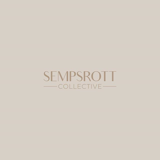 Marc and I are crazy excited to announce our new business // SEMPSROTT COLLECTIVE ✨  This is just one of our logos, as we are also working on one with a bomb local LYH designer @saint.lennon  We are officially switching over all social media & will be rolling out our new website soon 👏🏼 We have a fresh vision, new look and each other to get after it ⚡️ I can't tell you how joyful we both are and also how talented my husband is. He is so passionate about telling stories through film. And he is dang good at it.  We both have a heart for creating content that is intimate, authentic, nostalgic, and bold. We are looking forward to all this year has to offer and to partnering with awesome people who share in what we love.