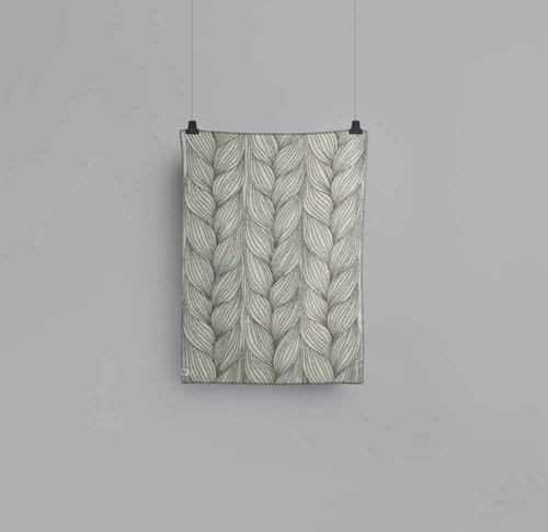 1084039d Røros Tweed – Flette Mini — Holm Made