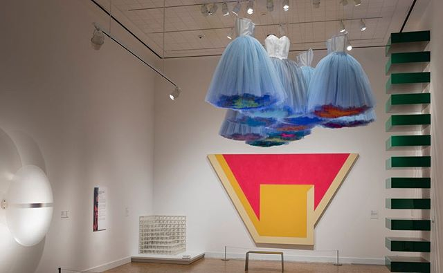 Latest work at the @diadetroit: Ruben & Isabel Toledo: Labor of Love #LaborOfLoveDetroit #LaborDeAmorDetroit #Detroit #DetroitInstituteOfArts #museumlighting #lightingdesign #lightingdesigner @museumworkers @museumviews #museumworkers #museumviews