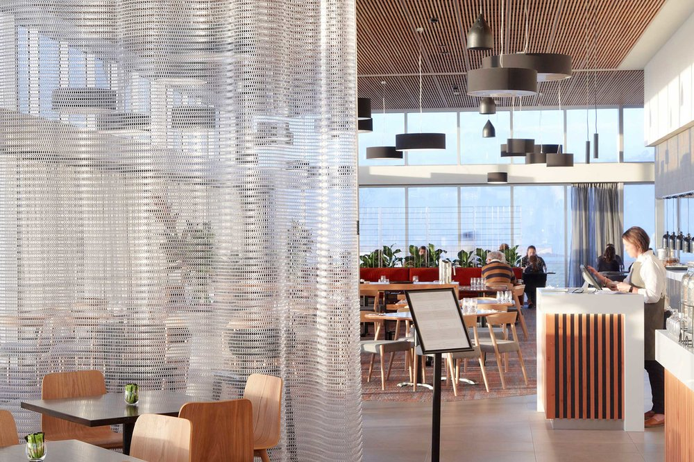 Folding Screens   Spacemaile folding screens can be used to divide spaces temporarily then retracted when not needed. They are ideal for creating smaller, more intimate spaces within big open plan areas. A locking system can be added depending on your requirements.