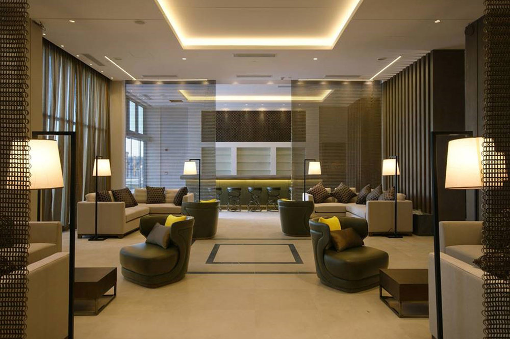 Stunning Space Division for Upmarket Hotel  Al Bustan Village Hotel, Saudi Arabia
