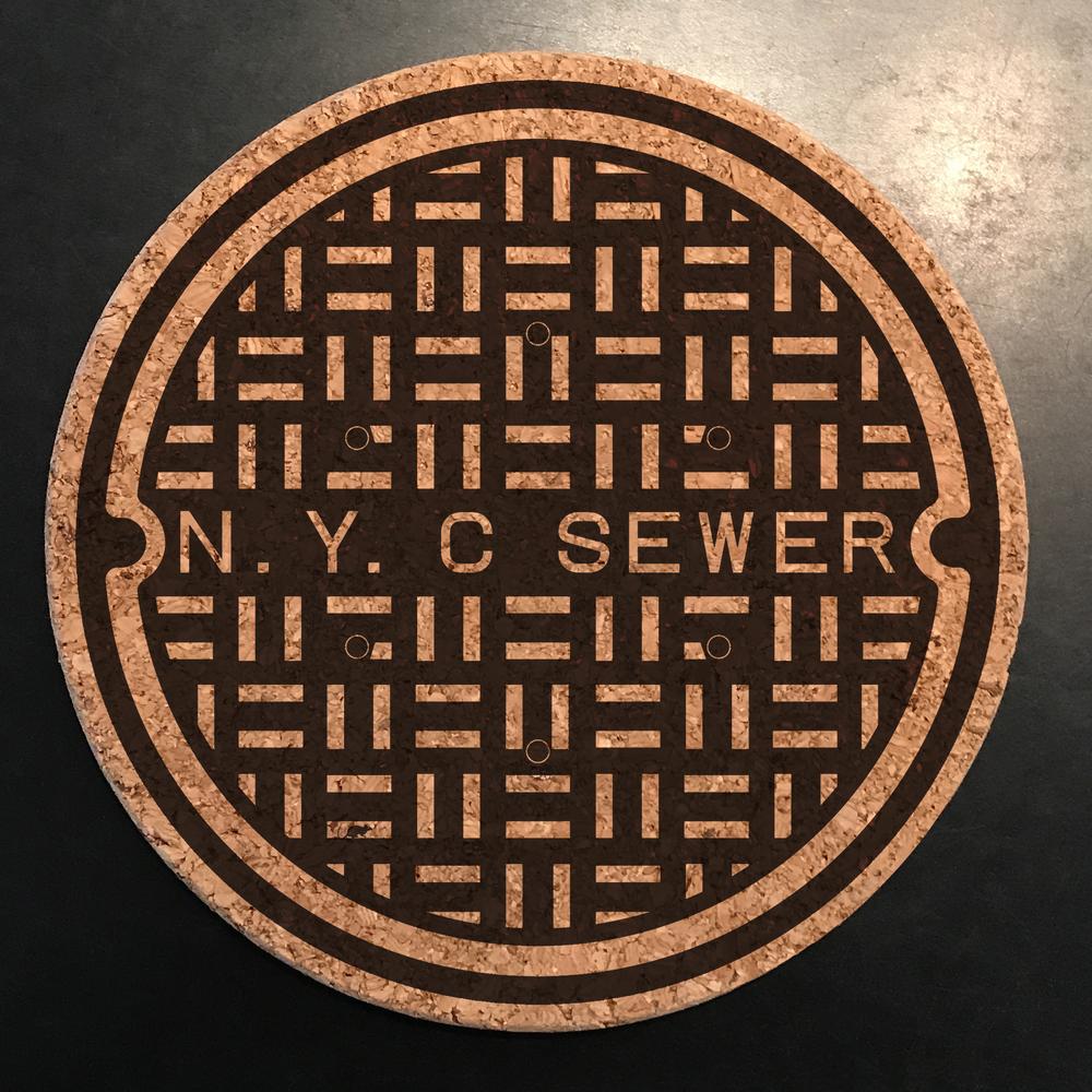Manhole Trivet NYC.png