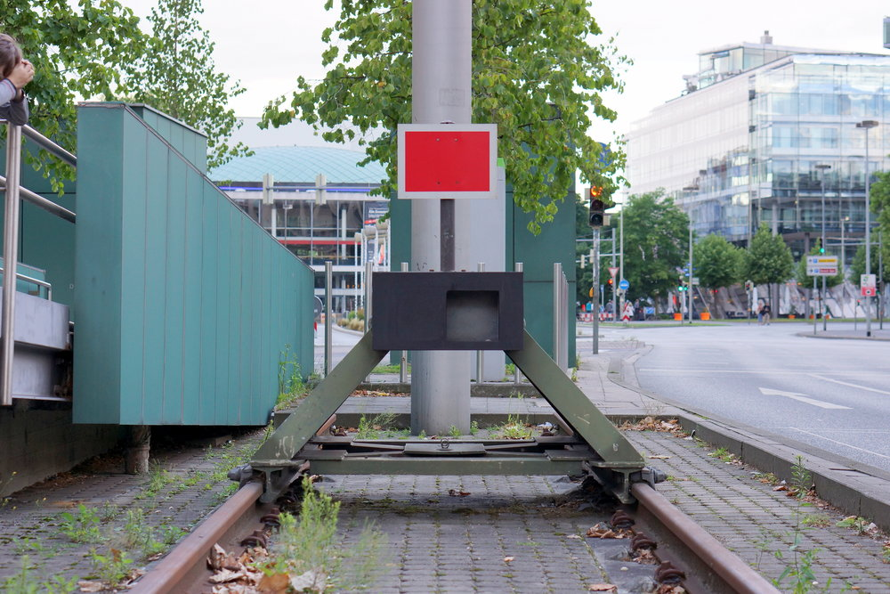 Buffer: Aegidientorplatz, Hannover, Germany
