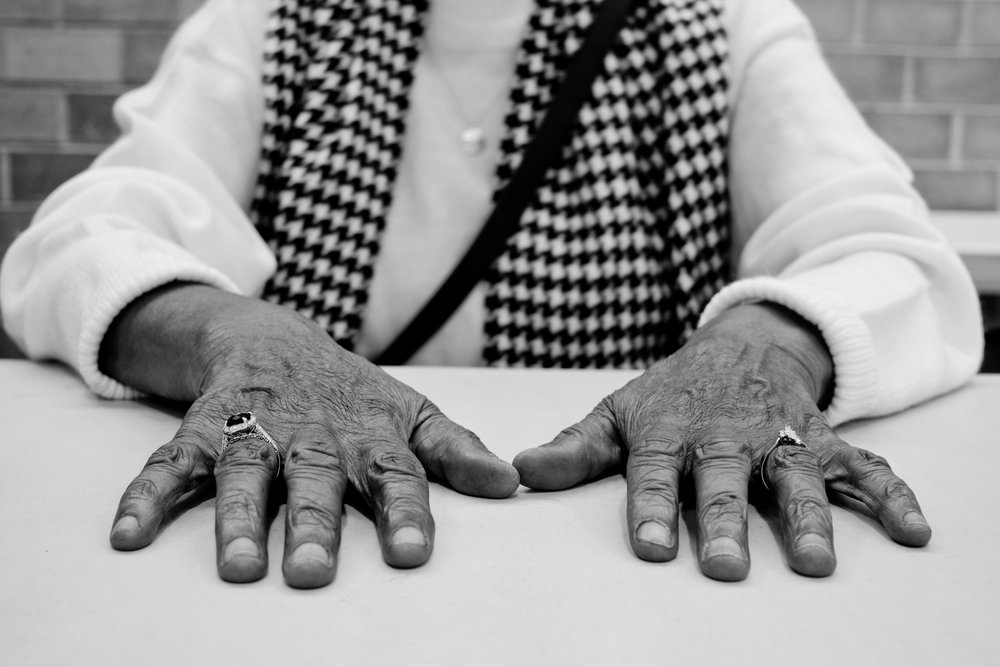 Julia, 71. Former paralegal