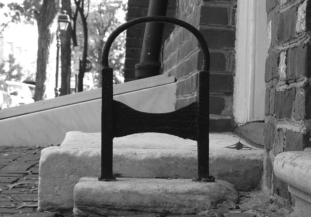 Archway blade, Philadelphia