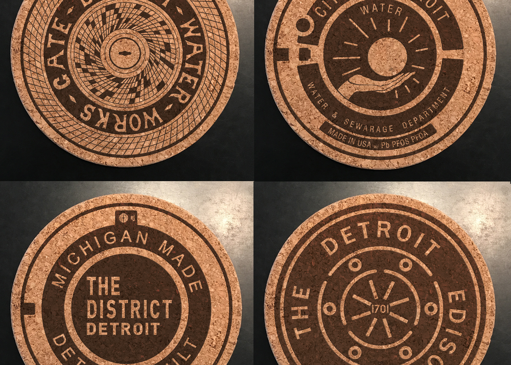 detroit! - The motor city joins the under cover series