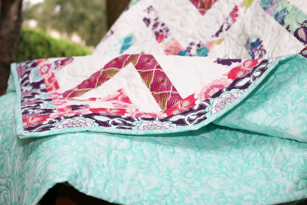 Beautiful quilts, guaranteed to delight