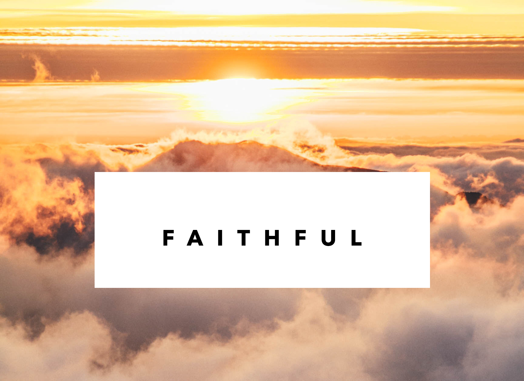 faithful awaken church