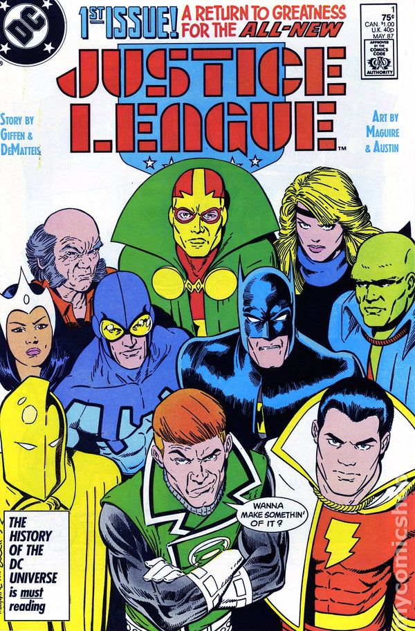 Probably the only time in this book that Captain Marvel  doesn't  smile.