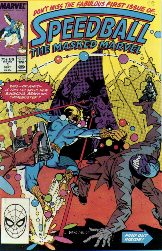 Unfortunately, most people did miss this Fabulous First Issue.