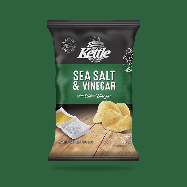 Sea Salt & Vinegar